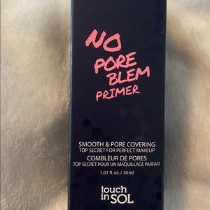 No Pore Blem Primer -New!!